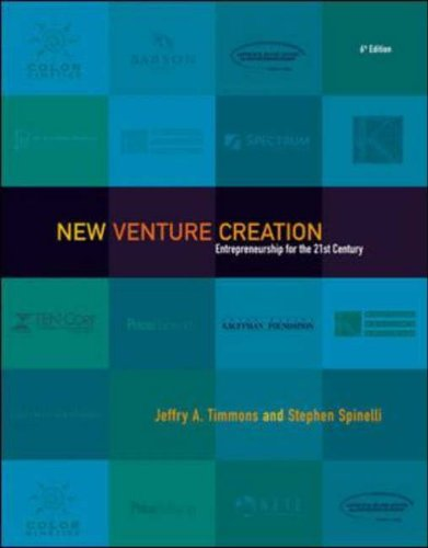9780071232722: New Venture Creation: Entrepreneurship for the 21st Century with PowerWeb and New Business Mentor CD
