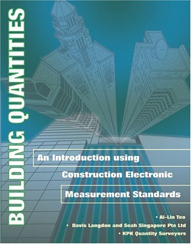 9780071233613: Building Quantities: An Introduction using Construction Electronic Measurement Standards
