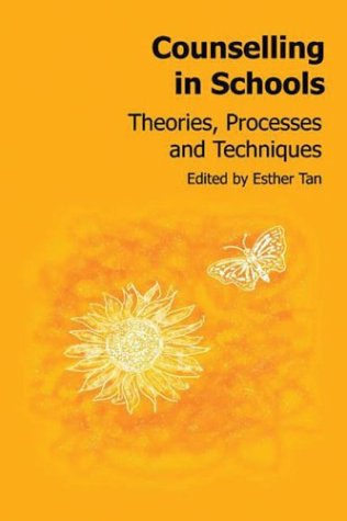 9780071233668: Counselling in Schools: Theories, Processes and Techniques
