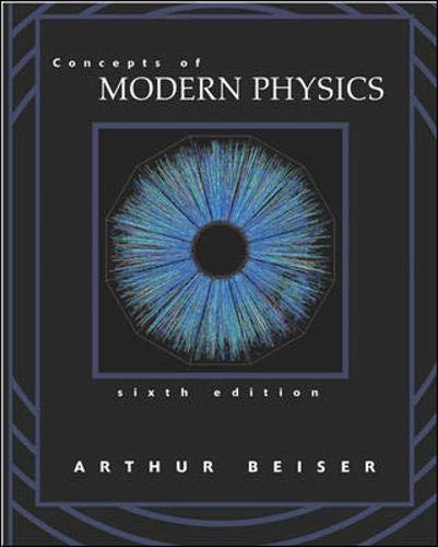 9780071234603: Concepts of Modern Physics (Int'l Ed)