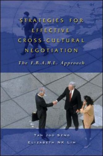 9780071234788: Strategies for Effective Cross-Cultural Negotiation