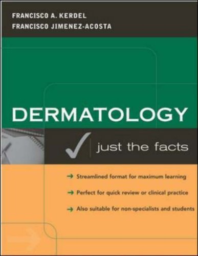 9780071235136: Dermatology: Just the Facts