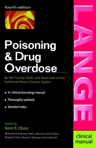 9780071236522: Poisoning and Drug Overdose (Lange Clinical Manual)
