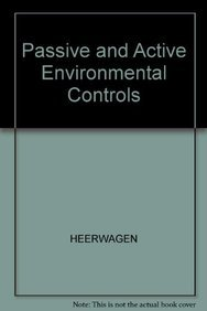 9780071236782: Passive and Active Environmental Controls