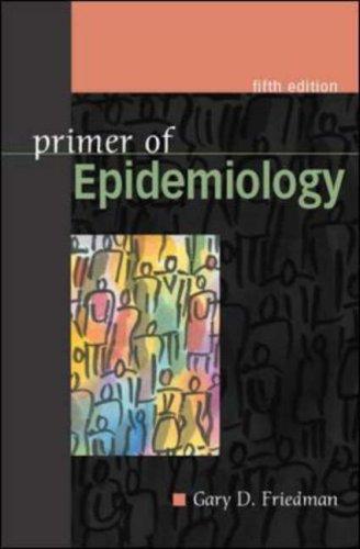 9780071236904: Primer of Epidemiology