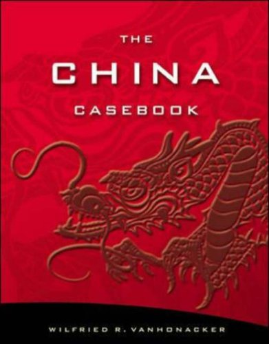 9780071237628: The China Casebook