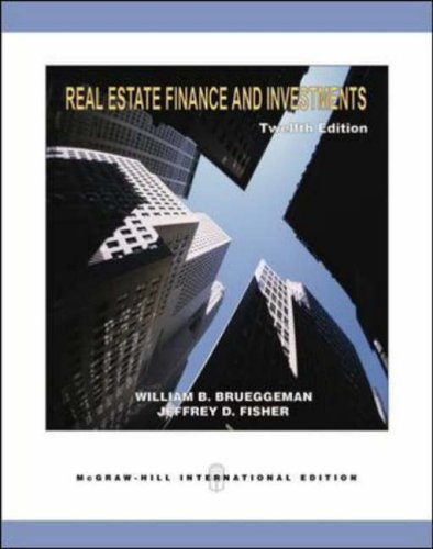9780071238212: Real Estate Finance and Investments: With Excel Templates CD-ROM
