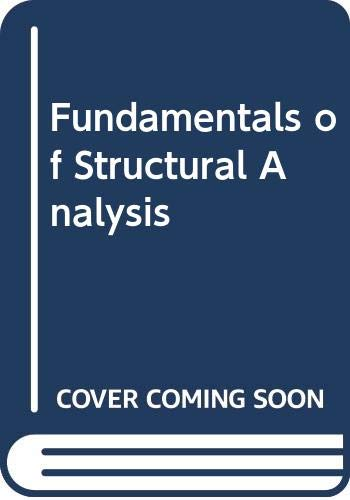 9780071238304: Fundamentals of Structural Analysis