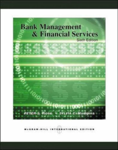 9780071239318: Bank Management and Financial Services: WITH Standard and Poor's Educational Version of Market Insight AND Ethics in Finance Powerweb