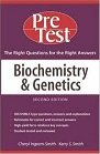 9780071239905: Biochemistry and Genetics: PreTest Self-Assessment and Review, 2e