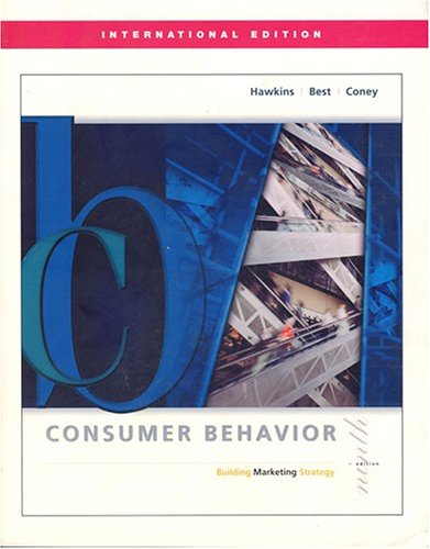 9780071240406: Consumer Behavior