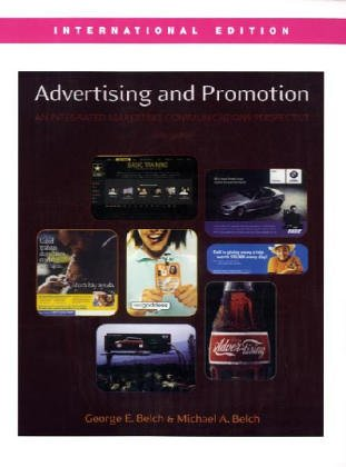 9780071240437: Advertising and Promotion: An Integrated Marketing Communications Perspective