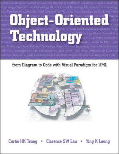 9780071240468: Object-Oriented Technology: From Diagram to Code with Visual Paradigm for UML