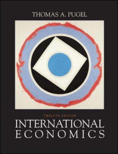 9780071240604: International Economics by Pugel, Thomas