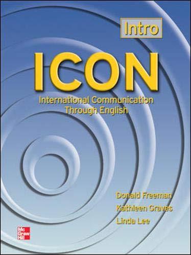 9780071240789: Icon, International Communication Through English: Intro Students Book