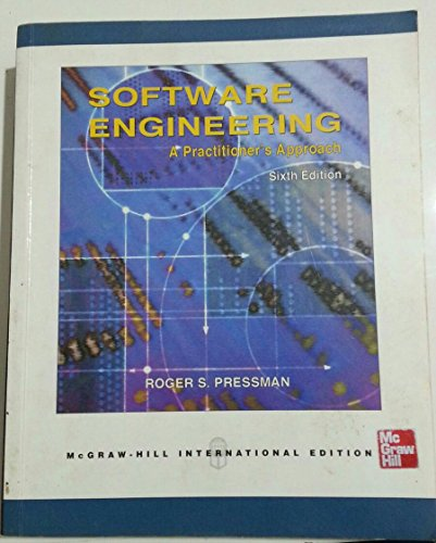 9780071240833: Software Engineering Software Engineering: A Practitioner's Approach 6th International Edition