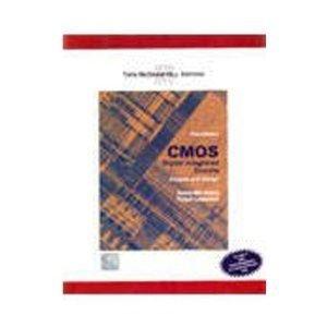Cmos Digital Integrated Circuits Analysis & Design,: Sung-Mo (Steve) Kang