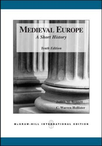 9780071244237: Medieval Europe: A Short History