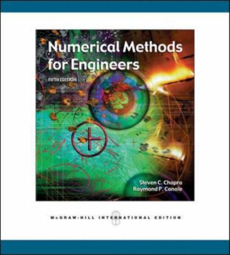 9780071244299: Numerical Methods for Engineers