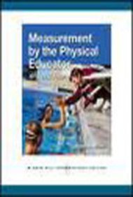 Measurement by the Physical Educator: David Miller