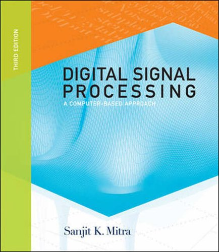 9780071244671: Digital Signal Processing: A Computer Based Approach
