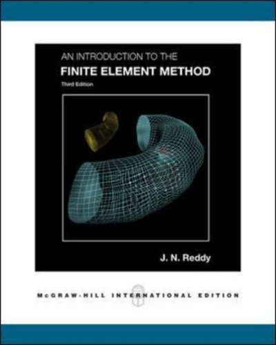 9780071244732: An Introduction to the Finite Element Method