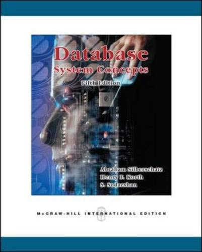 9780071244763: Database Systems Concepts