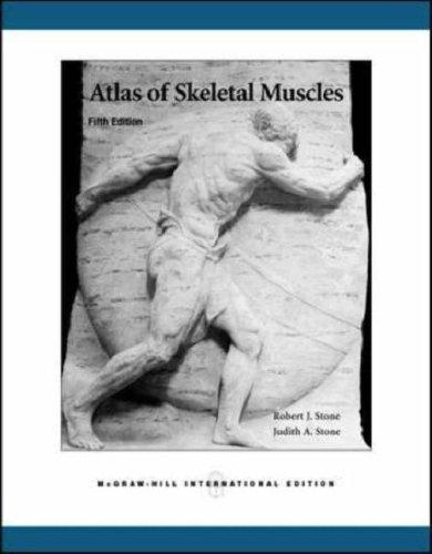 9780071244794: Atlas of Skeletal Muscles