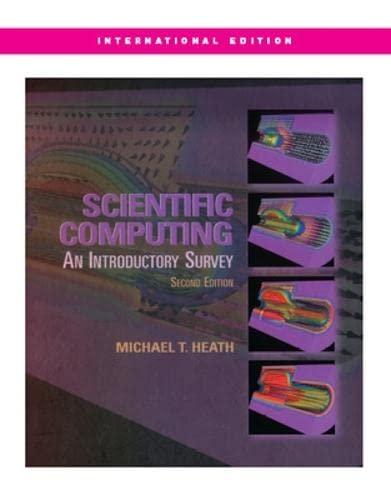 9780071244893: SCIENTIFIC COMPUTING 2E (Int'l Ed)