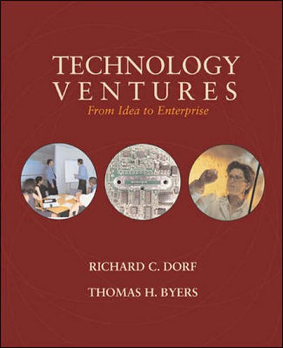 9780071246224: Technology Ventures