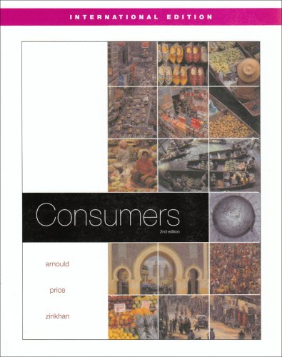9780071247092: Consumers