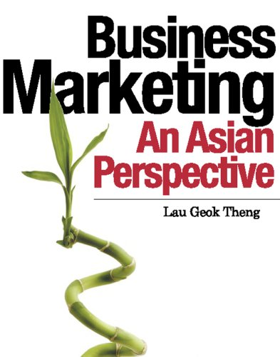 9780071247399: Business Marketing: An Asian Perspective