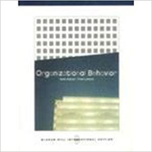 9780071247627: Organizational Behavior
