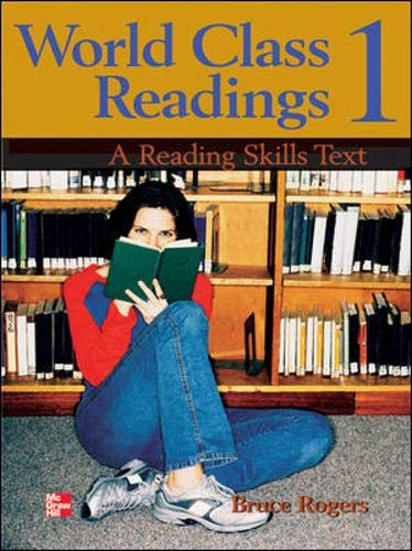 9780071247924: World Class Readings Student Book 1