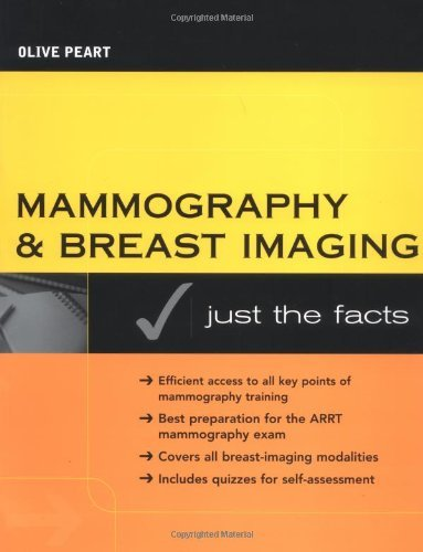 9780071248877: Mammography and Breast Imaging: Just the Facts
