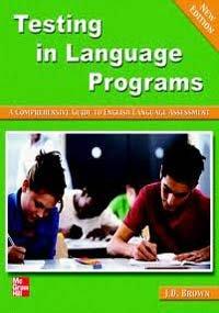 9780071249003: Testing in Language Programs