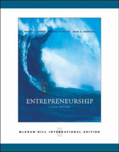 9780071249713: Entrepreneurship: With OLC and PowerWeb Card