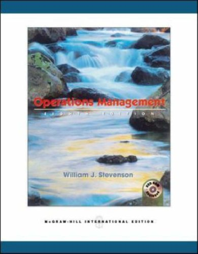 9780071249782: Operations Management: With Student DVD and Power Web