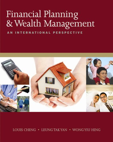 Financial Planning and Wealth Management (Paperback): Louis Cheng