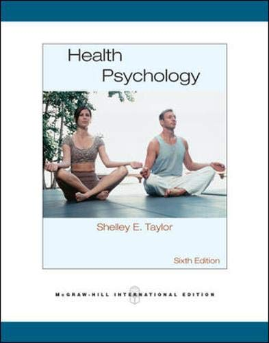9780071251938: Health Psychology: With PowerWeb