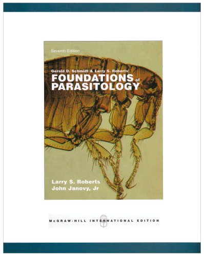 9780071252515: Foundations of Parasitology