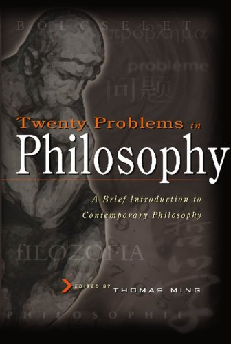 9780071252881: Twenty Problems in Philosophy: A Brief Introduction to Contemporary Philosophy