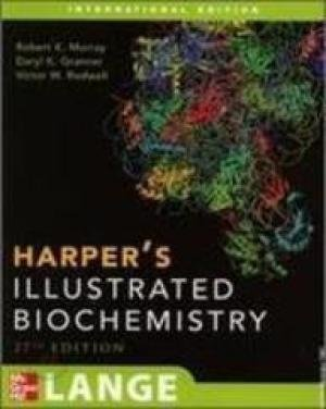 9780071253017: HARPER'S ILLUSTRATED BIOCHEMISTRY