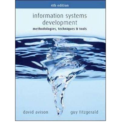 9780071253154: Information Systems Development