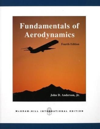 Fundamentals of Aerodynamics (5th Edition)
