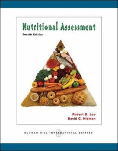 9780071254267: Nutritional Assessment