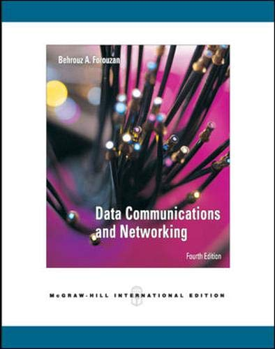 9780071254427: Data Communications and Networking