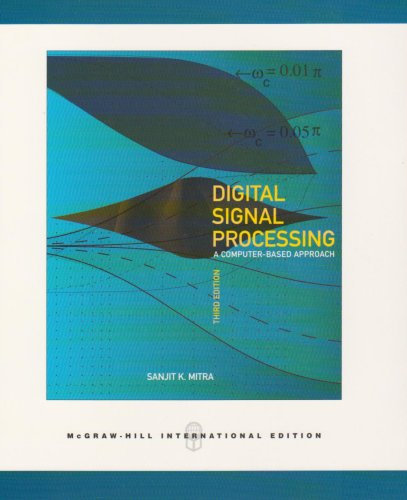 9780071255790: Digital Signal Processing with CD