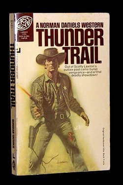 Thunder Trail (0071255818) by Norman Daniels