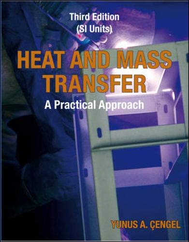 9780071257398: Heat and Mass Transfer (SI units): A Practical Approach